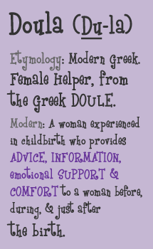doula-meaning